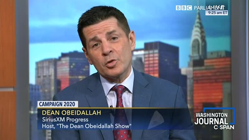 C-SPAN Washington Journal 2020-02-16 Who would Jesus vote for