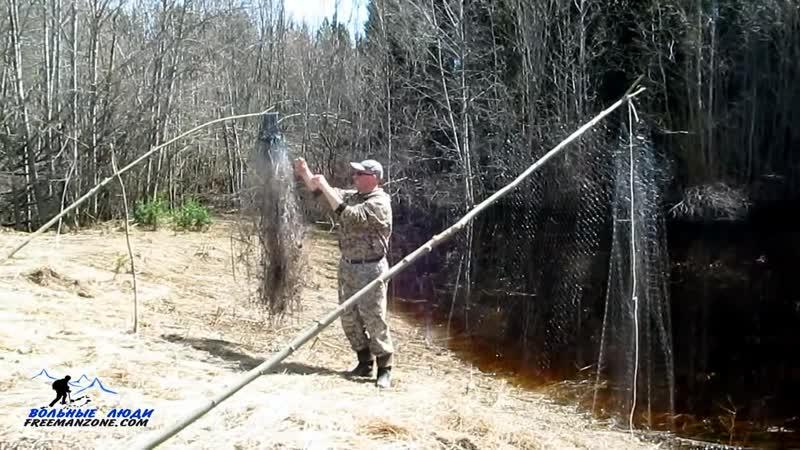 РЫБОЛОВНЫЕ СЕТИ КИТАЙСКИЕ СЕТИ Рыбалка сетями и их реанимация в случае неприго