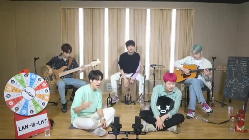 [01.06.20] Preview of one of the new song (Anything) from N.Flyings upcoming album!