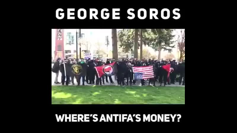 George Soros und die Antifanten