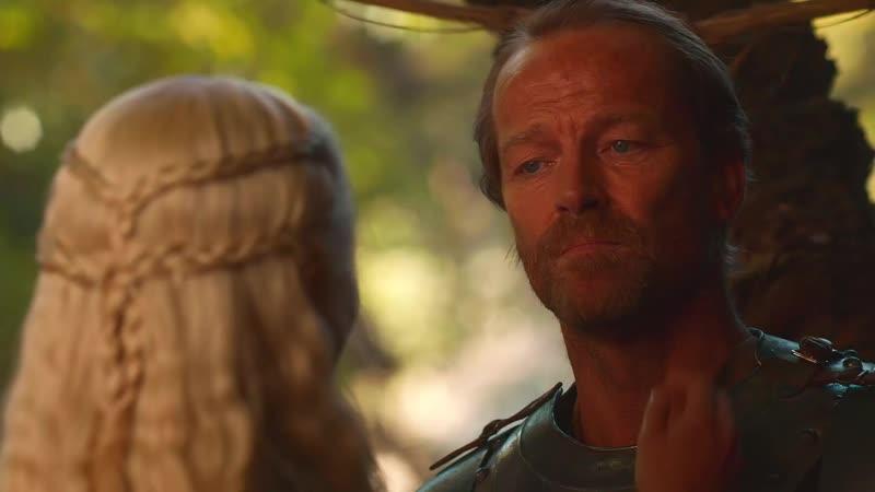 Jorah Mormont I Will Die For You