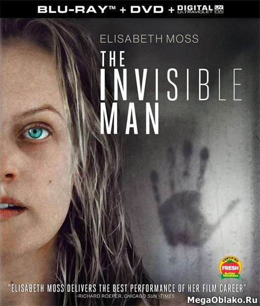 Человек-невидимка / The Invisible Man (2020/BDRip/HDRip)