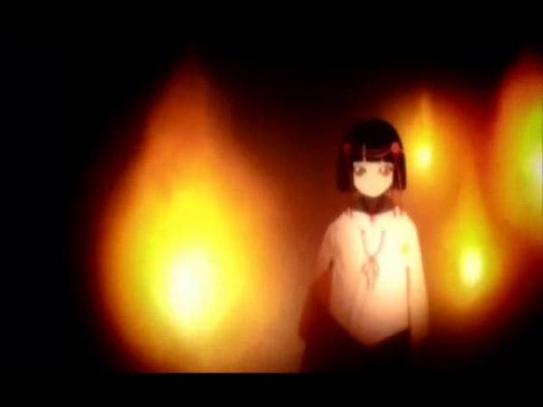 Адская Девочка Hell Girl Сожженная Заживо