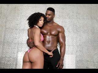 Misty Stone - Superstar Misty Stone - All Sex Hardcore Ebony Big Ass Black Cock Dick BBC Exotic Deepthroat Shaved Pussy, Порно