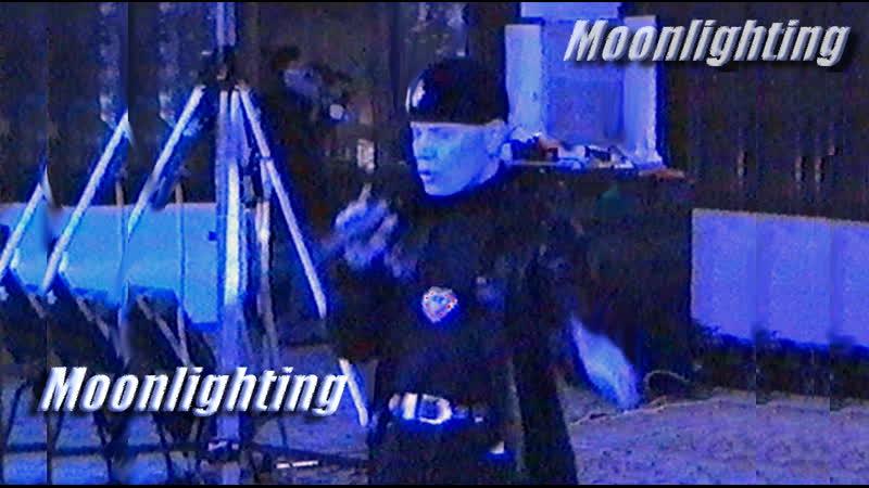 В лунном свете сквозь годы Moonlighting А Ренуар