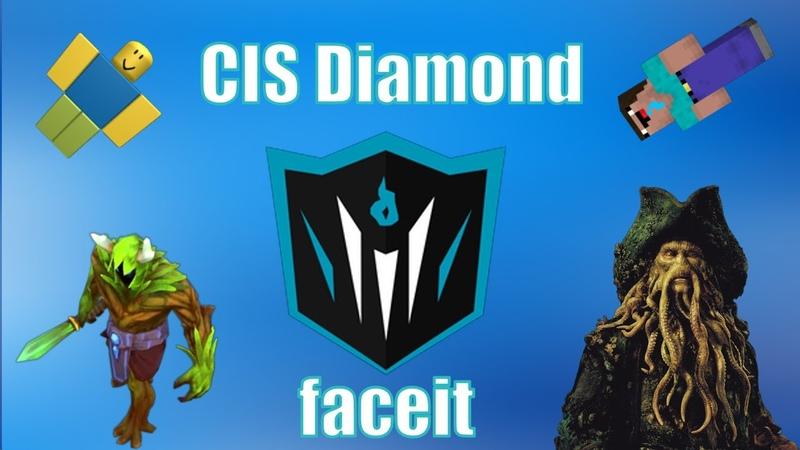 CIS Diamond Criminal (CSGO)