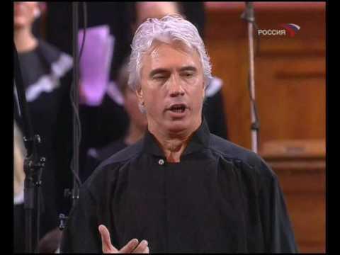 Hvorostovsky Valentin's aria from Faust Gounod