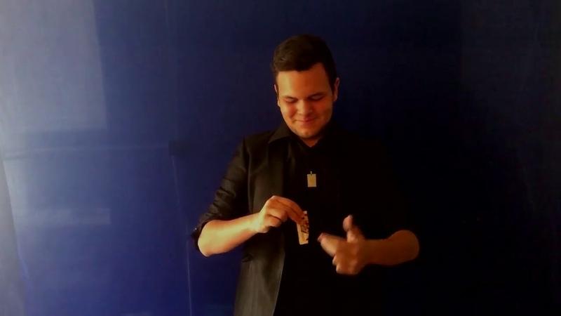 Clockwise Vanish by Ra Magic Shop and Julio Sanchez