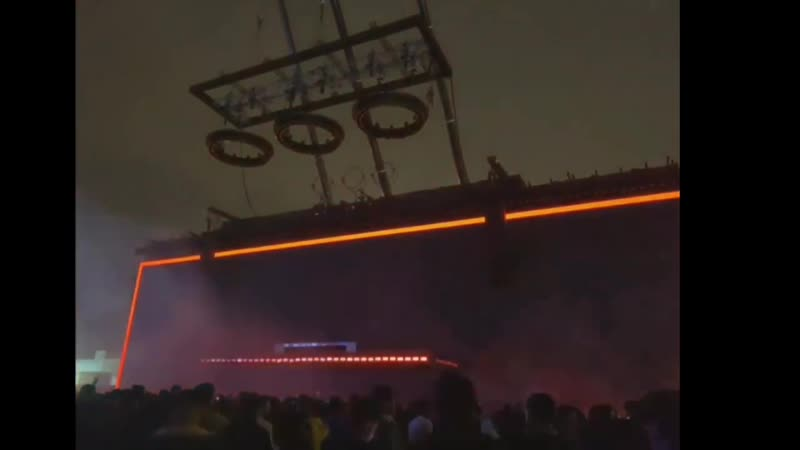Swedish House Mafia Live Concert Riyadh Saudi Arabia