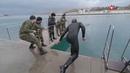 Военные водолазы в Крыму проходят отбор на АрМИ-2021