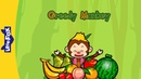 Greedy Monkey | Early Learning | Fruits | Little Fox | Animated Stories for Kids