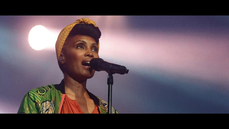 Imany You Will Never Know Live at The Casino de Paris