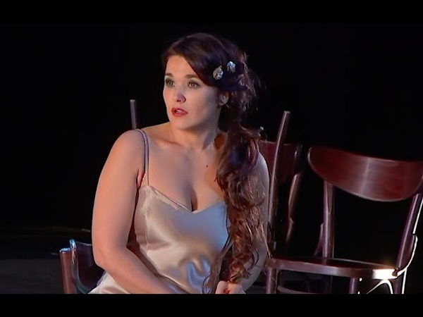 Ольга Перетятько Olga Peretyatko as Violetta in Verdi's La Traviata Vienna 2017 PART 1