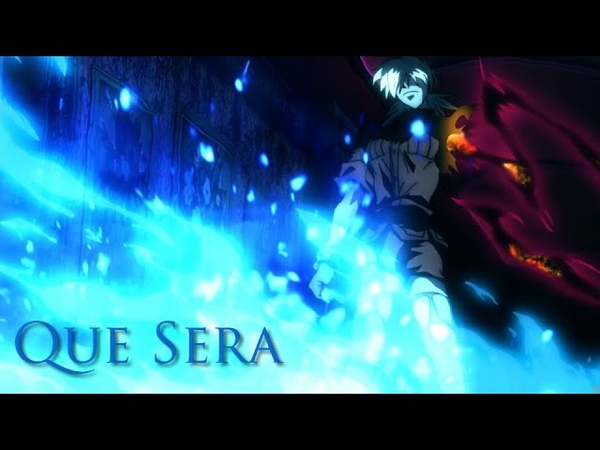 Hellsing Seras Victoria AMV Que Sera feat Chloe Agnew Doris Day cover by Hidden Citizens