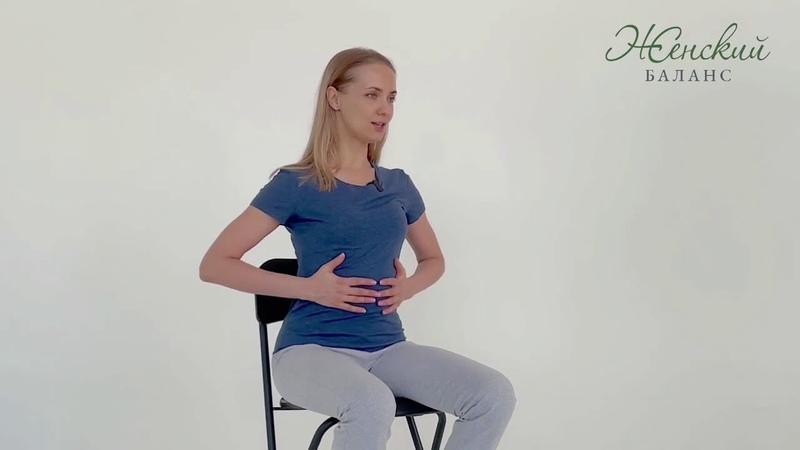 Дыхательные техники с вебинара 4 дня практикума Женский баланс