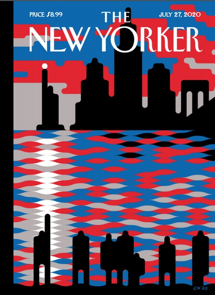 The New Yorker – 27 July 2020