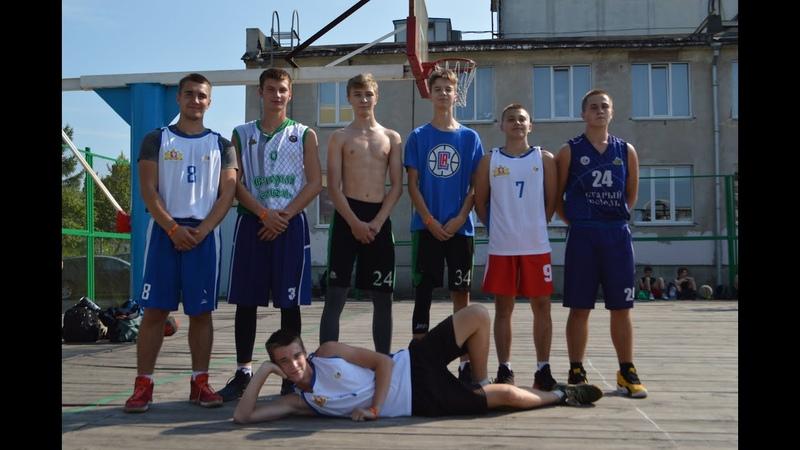XXI чемпионат города Нижний Тагил по баскетболу 3х3 «Оранжевый мяч»