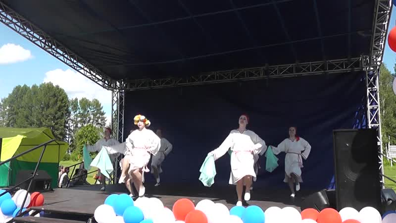 Ансамбль танца Белая река Танец Реченька