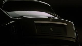 Rolls-Royce Cullinan Scale Model 1:8