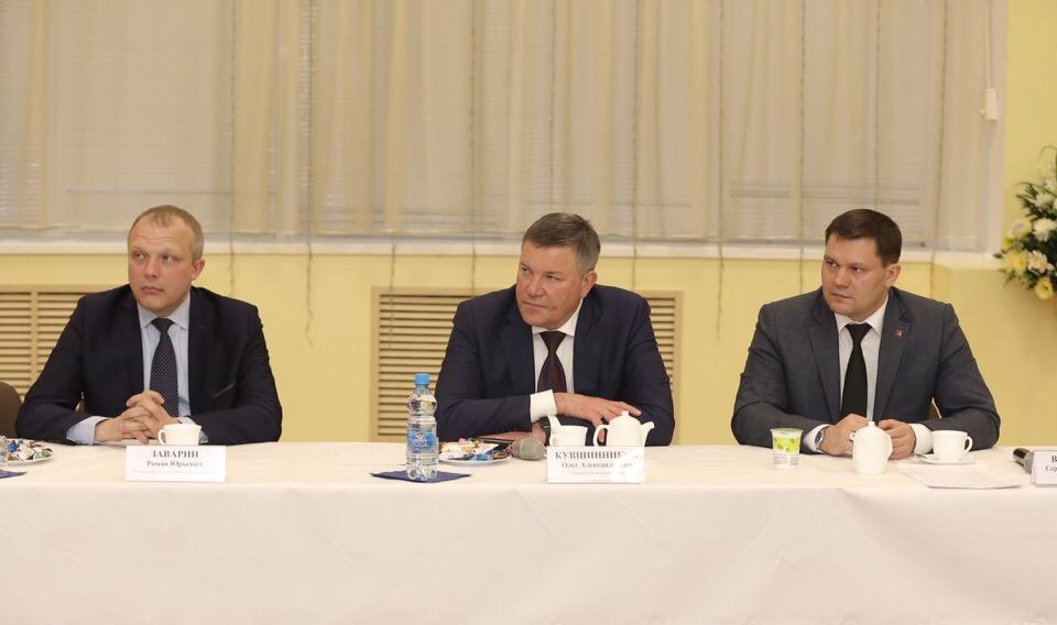 Активисты ТОС станут помощниками мэра Вологды