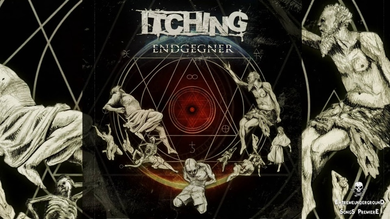 ▶ ITCHING Enslaved ☠ TRACK PREMIERE 2020 ☠