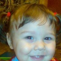 моя любимая сестренка Лизочка