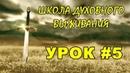 Школа Духовного Выживания УРОК5
