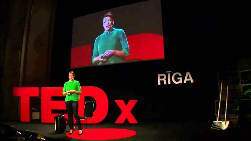 Ksenija Sidorova TEDx