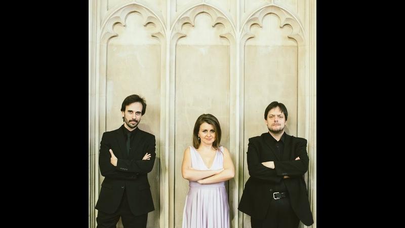 Rachmaninov Vocalise arr Y Zhislin Natalia Lomeiko violin Yuri Zhislin viola and Ivan Martin piano