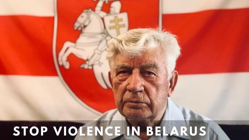 Зварот экс-старшыні Сямена Шарэцкага да мiнiстра абароны Беларусi