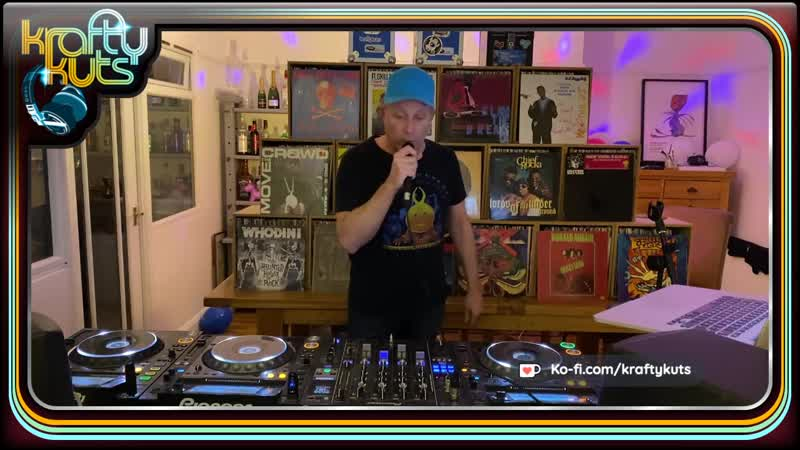 Krafty Kuts - Live Stream 29012021
