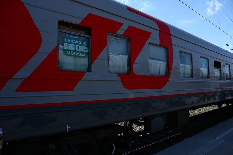 Пассажирский поезд «Балаково — Москва» снова будет следовать через Петровск