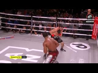 2019-01-18 Demetrius Andrade - Артур Акавов, Jorge Linares - Pablo Cesar Cano + (1 бой)