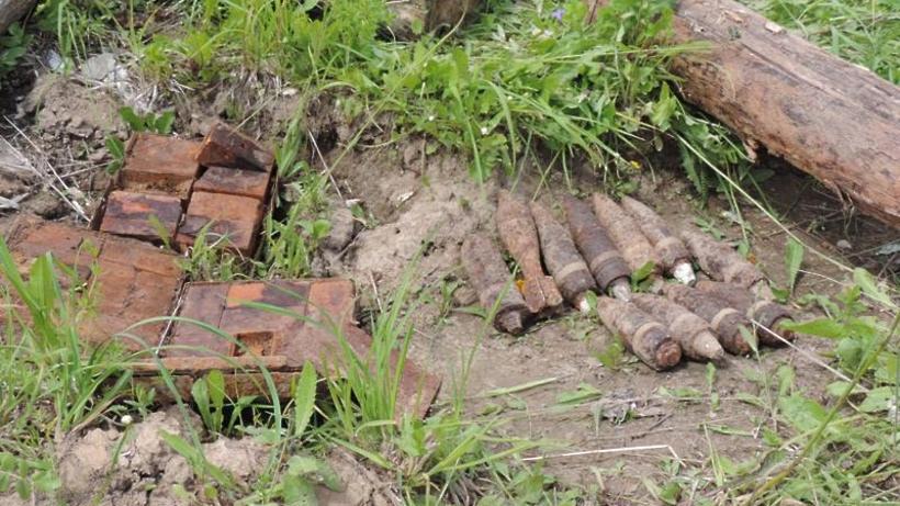 Боеприпас времен Великой Отечественной войны обнаружили в Дмитровском округе