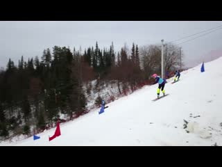 Всероссийские соревнования по сноуборду 2019