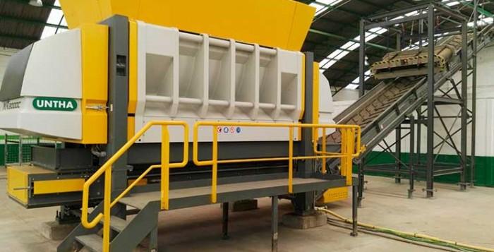 UNTHA расширяет производственные мощности SRF в Мексике, изображение №1