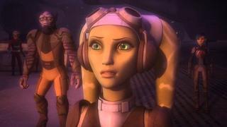 Star Wars Rebels Twilight of the Apprentice Part 2 - end scene (1080 HD)