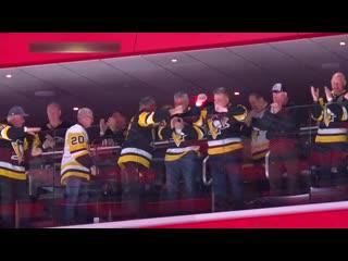 Сидни Кросби забросил победную шайбу в матче чемпионата НХЛ с Детройтом (2:1 ОТ).