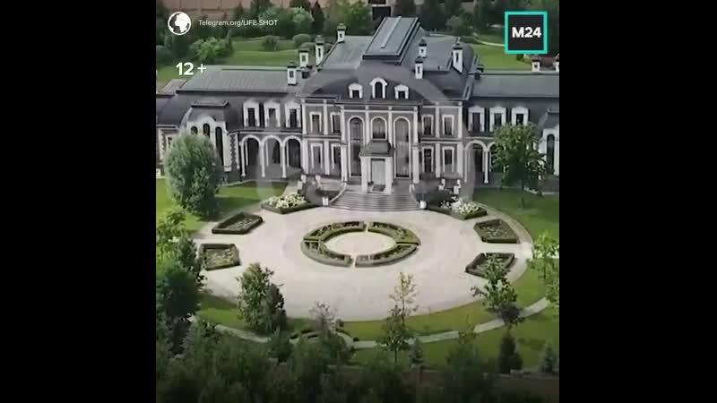 Штурм дворца спецназом! Роскошный особняк задержанного экс проректора МГУ попал на видео.
