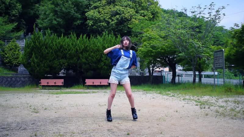 Shiori Azuma (FRUITPOCHETTE) - Dazzle-CHOCOLATEBITS- (танцевальное видео) (опубликовано 2020.05.19)