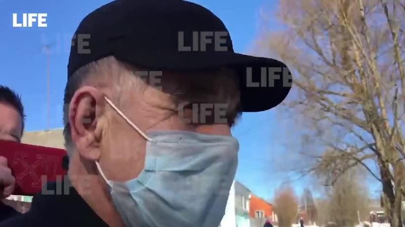 Скопинский маньяк дома первое интервью после возвращения
