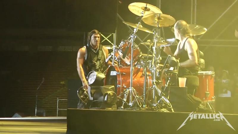 Metallica Cyanide MetOnTour Jakarta Indonesia 2013