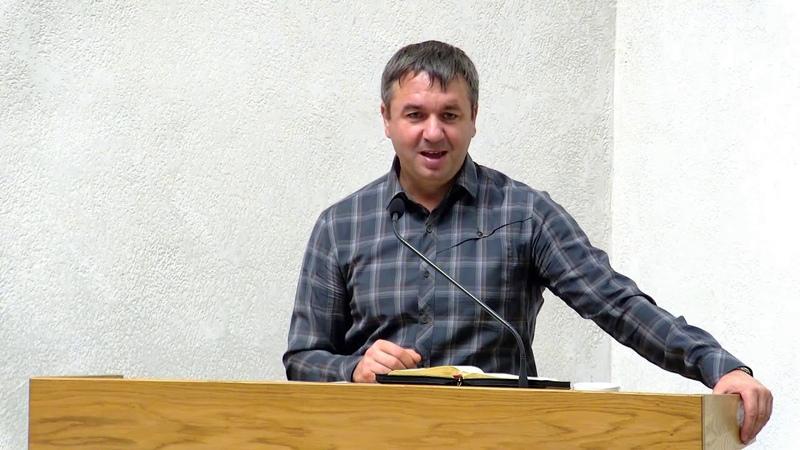 Игорь Азанов - проповедь