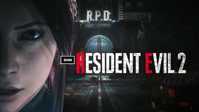 Resident Evil 2 Remake 👻 Claire A 👻| 4K60fps HDR | Game Movie Walkthrough Gameplay No Commentary
