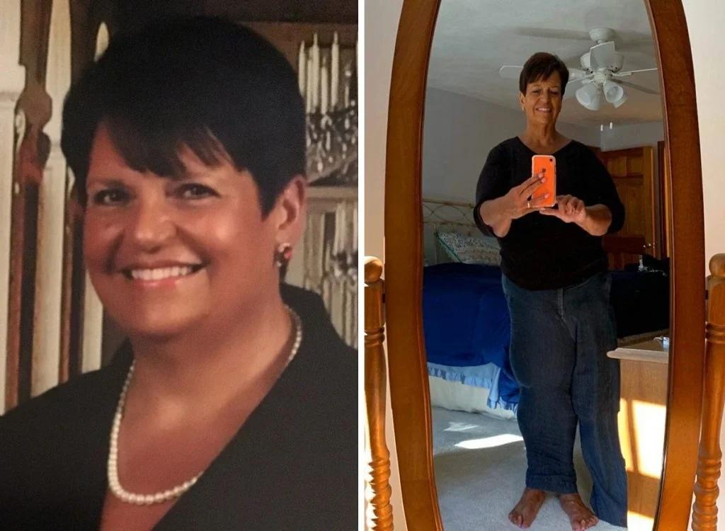 Реальные результаты похудевших женщин, которые вас вдохновят