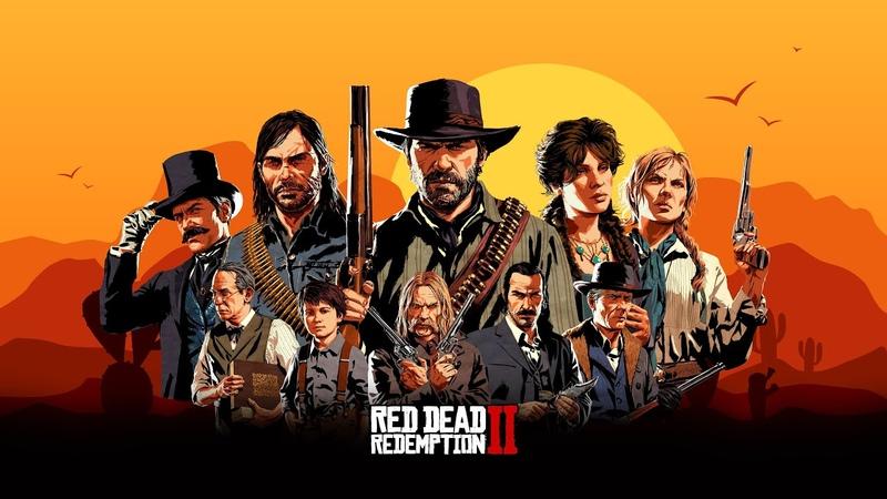 Red Dead Redemption 2 Золотая клетка