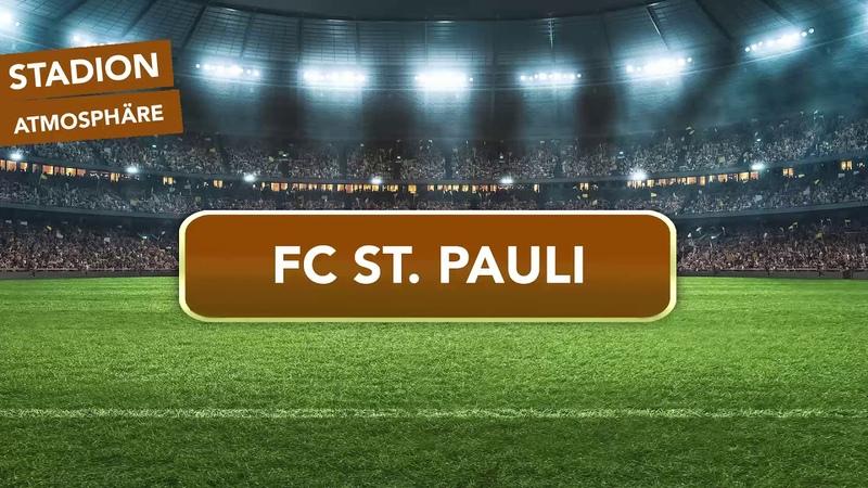 Stadionatmosphäre FC St. Pauli | 90Min (Echte Fangesänge Stimmung für 2. Bundesliga Geisterspiele)
