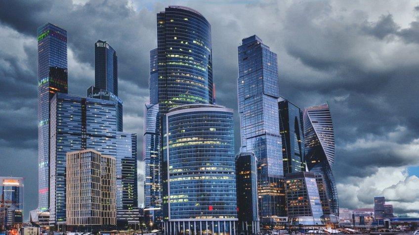 Москва - умный город