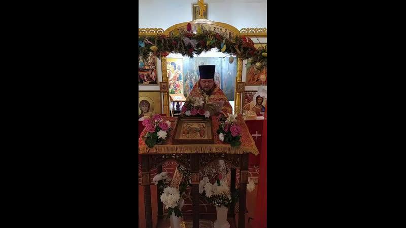 Live Храм часовня прп Григория Пельшемского Правосл