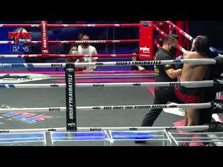 Max Muay Thai Battle แบทเทิล วันที่ 31 กรกฎาคม 2563